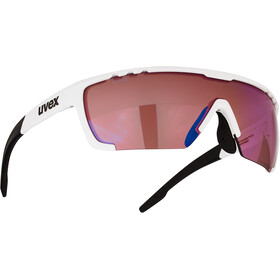 UVEX Sportstyle 707 Colorvision Glasses, wit/zwart